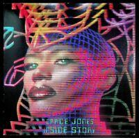 Grace Jones - Inside Story - Manhattan Records - 64 2406431 - Vinile V041102