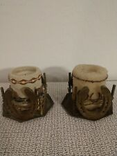 Kohl's Rustic Western Candle Holders And Candles