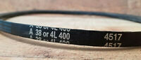 "D&D PowerDrive Deck Belt (40"") #4517 A38 or 4L 400 NEW"