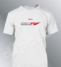 Camiseta personalizado YZF R1 Programa de instalación S M L XL XXL hombre moto