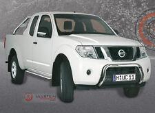 EU Frontbügel / Frontschutzbügel 60mm für Nissan Navara & Pathfinder ab 2010
