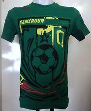 Camerun GRAPHIC TEE SHIRT By Puma Adulti Taglia XL Nuovissimo Con Etichette