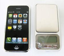 Balance électronique de précision 0.01g à 200g de poche digitale MODELE IPHONE