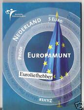 NEDERLAND          EUROPAMUNT      5 Euro Zilver Proof