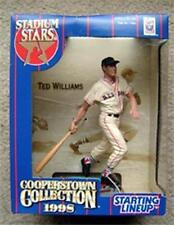 Ted Williams 1998 Cooperstown Collection Stadium Stars