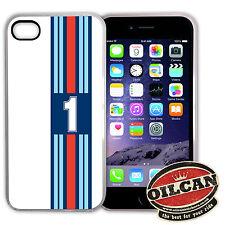 Retro PORSCHE strisce da corsa compatibile iPhone Cover, si adatta alla iPhone 5s/5