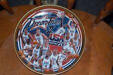 "Vintage Sports Impressions Dream Team II ""USA Basketball Team"" Plate - LIMITED"
