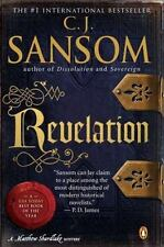 Revelation: A Matthew Shardlake Mystery (Matthew Shardlake Mysteries) by Sansom