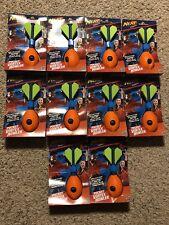 Nerf Pocket Vortex Howler Rockets - Metadyne Havoc - 10 Orange Whistle Rockets