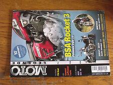 10µ Revue Moto Legende n°117 Sablage Montesa Cota 348 Guzzi Nevada & Monster BSA