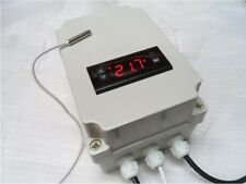 Digital Fan Speed Controller Silent No Motor Hum Automatic Temperature Control