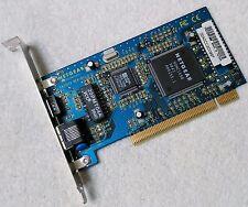 Computer Netgear Fa310Tx Rev-D1 10/100 Ethernet Card Pci Nic
