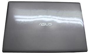 Display-Deckel 33,8cm (13,3 Zoll) - silber für Asus UX303 UX303L Zenbook NonTouc