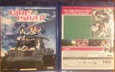Girls und Panzer: Complete TV Series Collection (Bluray, 2013)