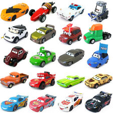 Disney Pixar Cars McQueen Chick Hicks Lizzie Metal Toy Car Model Diecast Gift