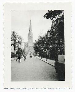Leipzig-Lindenau 1936 - Nathanaelkirche - Altes Foto 1930er