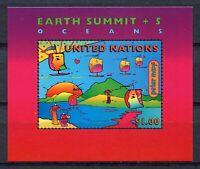 S9750) United Nations(Ny) MNH 1997, Earth Summit S/S
