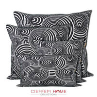 CIRCLES Federa fodera copricuscino arredo - Cieffepi Home Collections