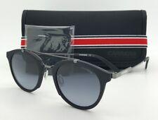 NEW Carrera sunglasses 126/S QGGHD 49mm Black Dark Ruthenium Grey AUTHENTIC