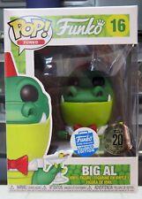 Funko Pop! Funko Shop Exclusive, Big Al!