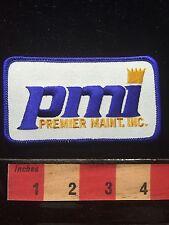 PMI Premier Maintenance Inc. Advertising Company Patch 68WK
