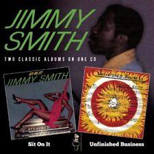 Smith, Jimmy - Sit on It / Unfinished Business CD NEU OVP