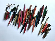 Lot de porte mine bakelite Art Deco /  Mechanical pencil  / à réparer ou pièces