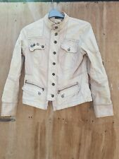 WORN Next Size 10 Cream Jacket - (123)