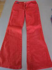 Jeans Hosen Hüfthosen Calvin Klein Gr.8 ca. Gr.128 oder größer, Rot, wunderschön