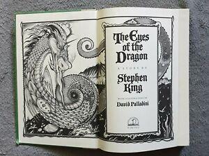 """Stephen King """"The Eyes of the Dragon"""", Viking, gebunden"""