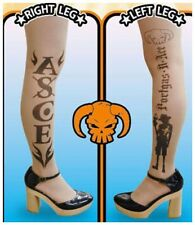 One Piece Tattoo Stockings Portgas D. Ace ver. Size M-L / Women