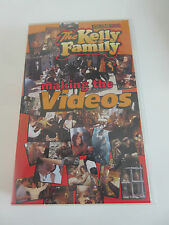 The Kelly Family - making the Videos  Volume one - VHS - FSK0 - 1998