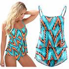 Sexy Summer Womens Ladies  One Piece Swimsuit Push Up Bikini Swimwear Beachwear