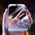 Handy Hülle Für iPhone 13 11 /12 / Pro/ Max Kamera Schutz Silikon Soft Slim Case