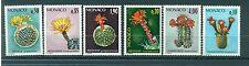 Monaco 1974 - Y & T  n. 997/1002 - Plantes du jardin exotique