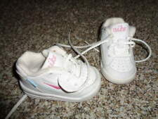 NIKE 3C 3 WHITE AND PINK GIRLS  INFANT BABY SHOES