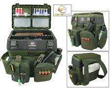 SHOOTING HUNTING AMMO BOX RUCKSACK BACKPACK GUN CASE RIFLE RANGE TOOL BOX BAG