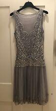 gatsby lady dress Purple size 6