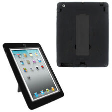 Heavy Duty Armor Rugged Skin Case For Apple ipad 2nd 3rd 4th Gen 2/3/4 9.7-inch