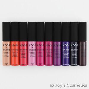 """1 NYX Soft Matte Lip Cream - SMLC """"Pick Your 1 Color"""" Joy's cosmetics"""