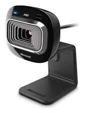 Microsoft LifeCam HD-3000 USB Web Camera (Black)