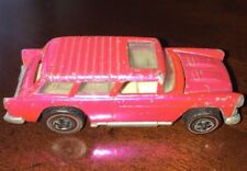 1969 Hot Wheels Redline Hot Pink Classic Nomad Diecast Car, Nice!