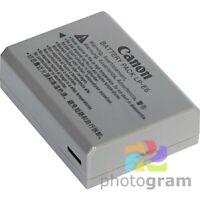 Battery for Canon EOS Rebel T1i XS XSi 450D 500D 1000D Kiss X2 X3 LP-E5 LC-E5
