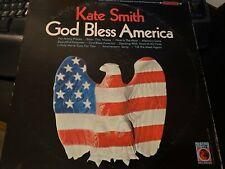 Kate Smith God Bless America LP