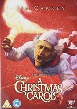 Disney's A Christmas Carol (DVD, 2010)