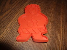 "Alaska Designs Eskimo Cookie Cutter 4"" Excellent Shape"