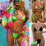 Bikinis Set Swimsuit Bandage Thong Swimwear Biquini Women Bathing Suit Bathers