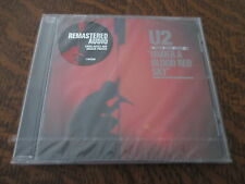 cd album U2 live under a blood red sky