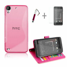 Mobile Phone Wallet Cases for HTC Desire 530