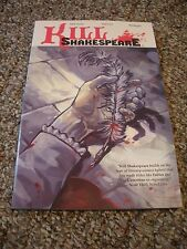 KILL SHAKESPEARE VOL 1 A SEA OF TROUBLES IDW PUBLISHING MCCREERY GRAPHIC NOVEL
